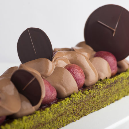 Cakes and tarts by Christophe Renou