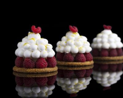 Petits gâteaux and cakes by Julien Alvarez