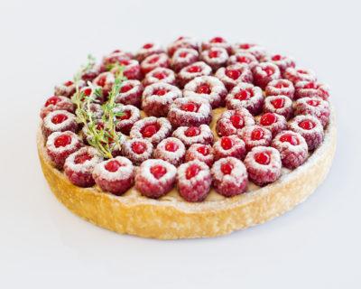 Летние тарты с ягодами, фруктами и овощами