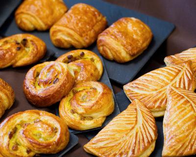 La pâtisserie française by Patrick Casula