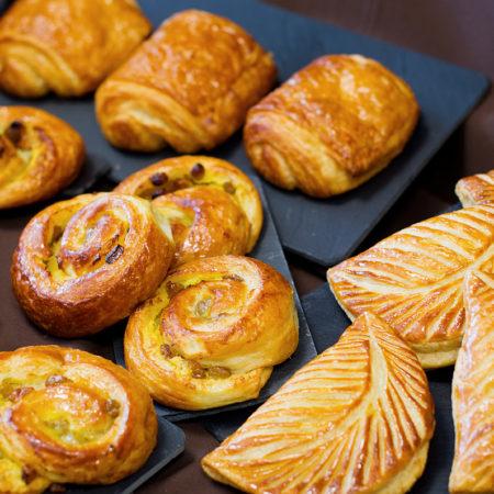 Сдобные булочные изделия Патрика Казулы