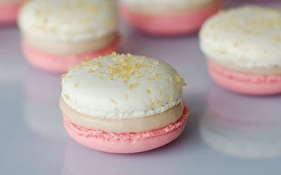 Macarons making technique