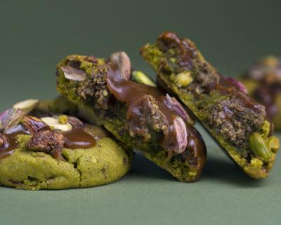 Фисташковое печенье от Седрика Гроле