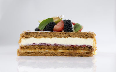 Pastry Collection by Hans Ovando