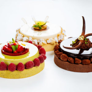Pastry Collection 2018 by Hans Ovando