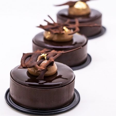 Pastry creations by Karim Bourgi