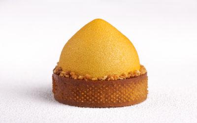 Тарталетка лимон от Седрика Гроле