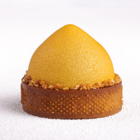 Lemon tart by Cedric Grolet