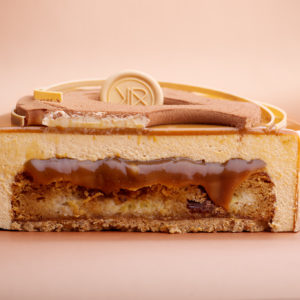 Gateaux, Entremets and Viennoiseries by Karim Bourgi