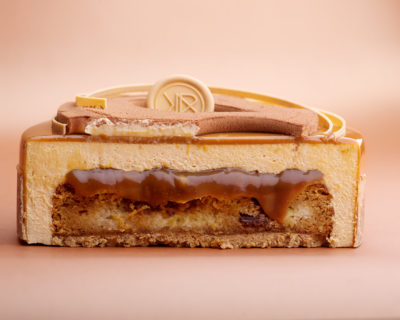 Gateaux, Entremets and Viennoiseries 2020 by Karim Bourgi