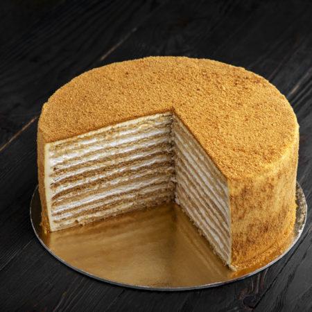 Торт Медовик классический от Маруси Манько