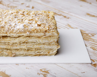 Торт Наполеон от Маруси Манько