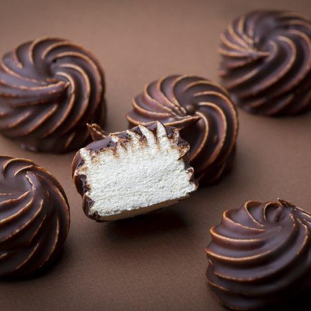 Зефир в шоколаде от Маруси Манько