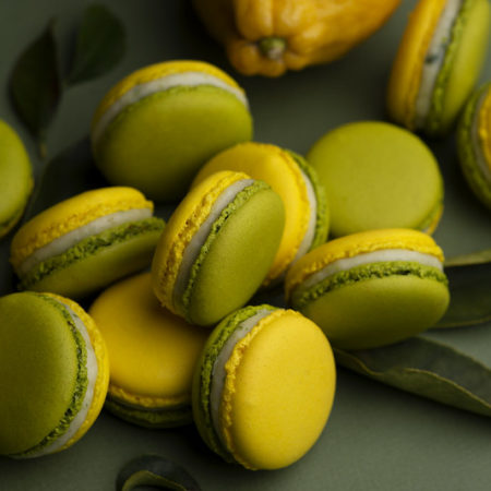 "Марафон ""Fashion Macarons"""