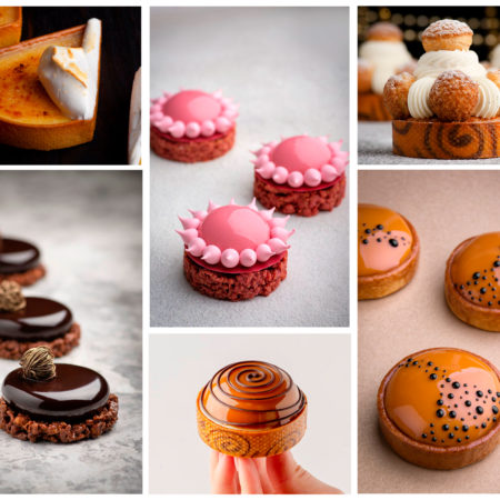 Tart and tartlets collection