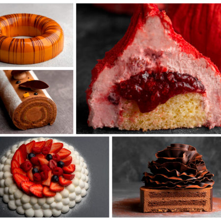 Cakes and Gateaux collection