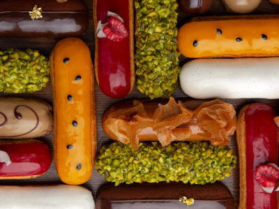 Eclairs golden collection