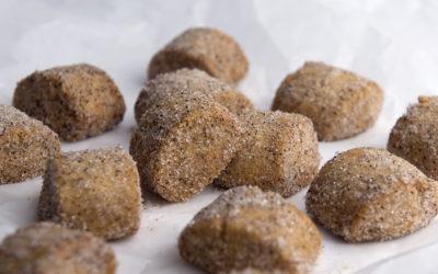 Kipferl cookies