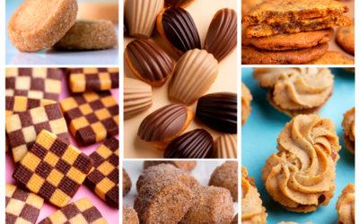 Золотая коллекция печенья