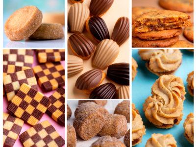 Cookies golden collection