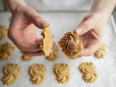 "Online practical course ""Amazing cakes and cookies"""