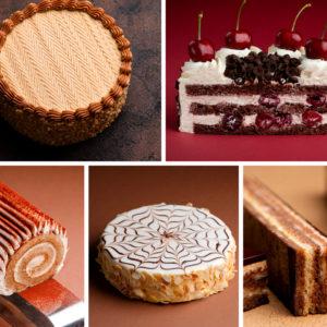 Коллекция тортов Мировой классики