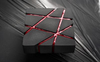 The Chocolate Block cake by Dinara Kasko