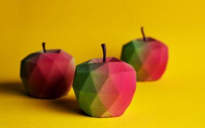 The Apple gateaux by Dinara Kasko