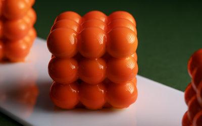 The Spheres gateaux by Dinara Kasko