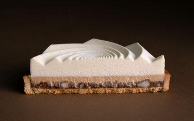 The Spiral tart by Dinara Kasko