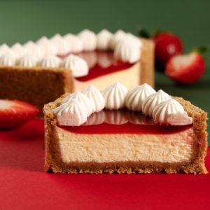 """Practical online course """"The art of cheesecake"""""""