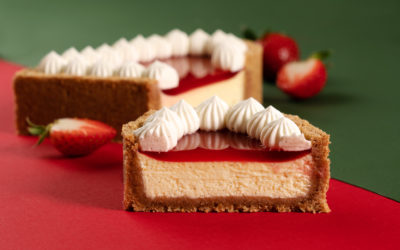 "Practical online course ""The art of cheesecake"""