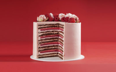 """Practical online course """"Special Occasion Honey Cakes"""""""