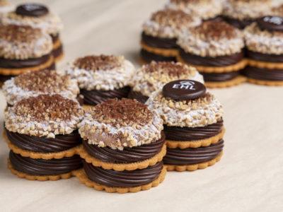 "Practical online course ""Elegant Tea Cakes for Pastry Boutique"""